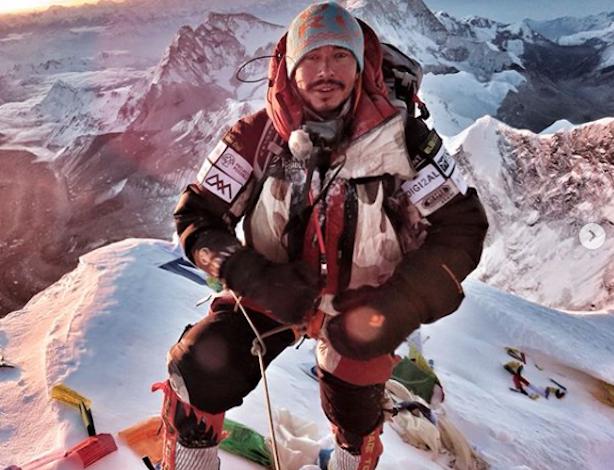 Photo of Nirmal Purja tenterà una nuova via sul Cho Oyu dal Nepal
