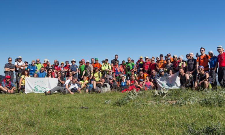 Photo of Giornata di festa del Club 2000 metri ad Amatrice