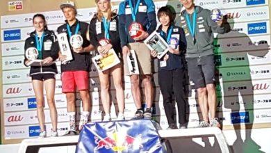 Photo of Adam Ondra e Janja Garnbret campioni del mondo Lead. Ghisolfi sesto