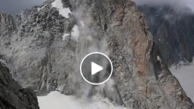 Photo of Frane sulle Alpi, crolli sulla Tour Ronde e su Dolomiti Bellunesi