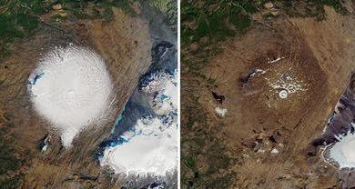 Photo of In Islanda targa ricordo per il ghiacciaio scomparso