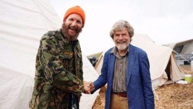 Photo of Plan de Corones, concerto di Jova e stretta di mano con Messner