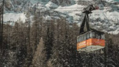 Photo of Cortina, all'asta la storica cabinovia Tofana
