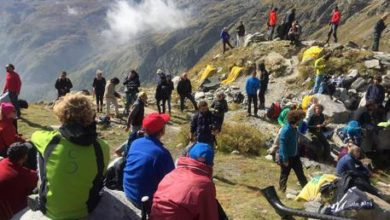 Photo of Veglie funebri per i ghiacciai delle Alpi
