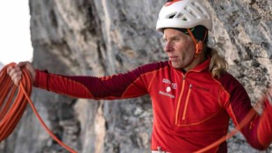 Photo of Robert Jasper apre in solitaria Meltdown sulla Nord dell'Eiger. Il Video