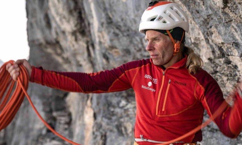 Photo of Robert Jasper apre in solitaria Meltdown sulla Nord dell'Eiger. Il Video
