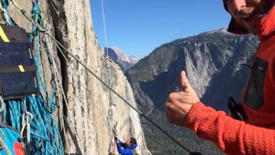 Photo of Tommy Caldwell e Alex Honnold aprono nuova via su El Capitan