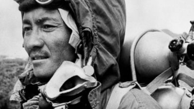 Photo of Tenzing Norgay Sherpa in un film targato Netflix