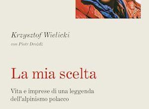 Photo of La mia scelta di Krzysztof Wielicki