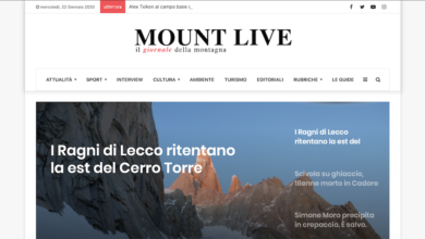Photo of Mount Live presenta la nuova veste grafica (e non solo)