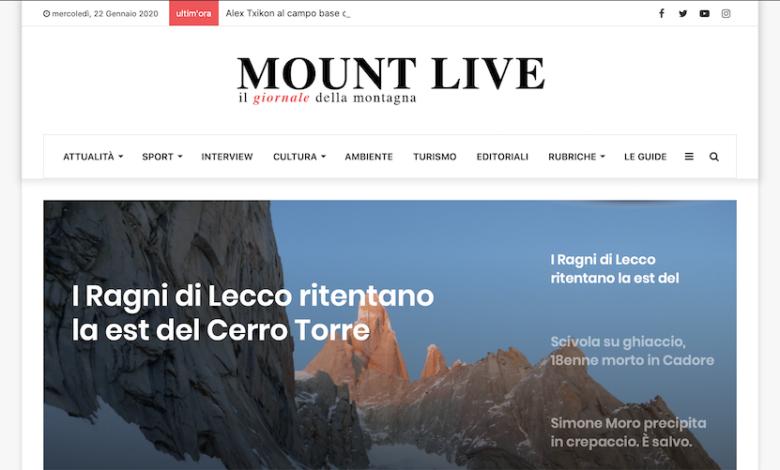 Photo of Mount Live presenta la nuova veste grafica (e non solo)