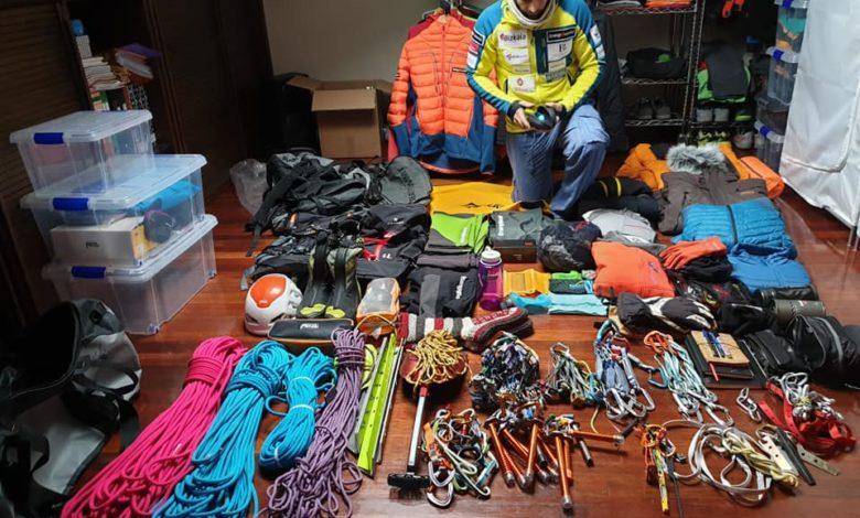 Photo of Alex Txikon ritenta l'invernale sull'Everest