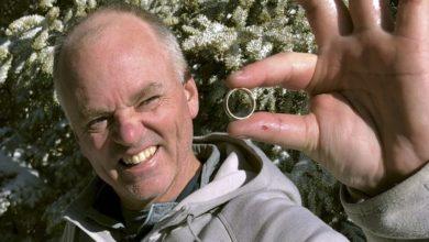 Photo of Perde l'anello nuziale durante un'escursione e…