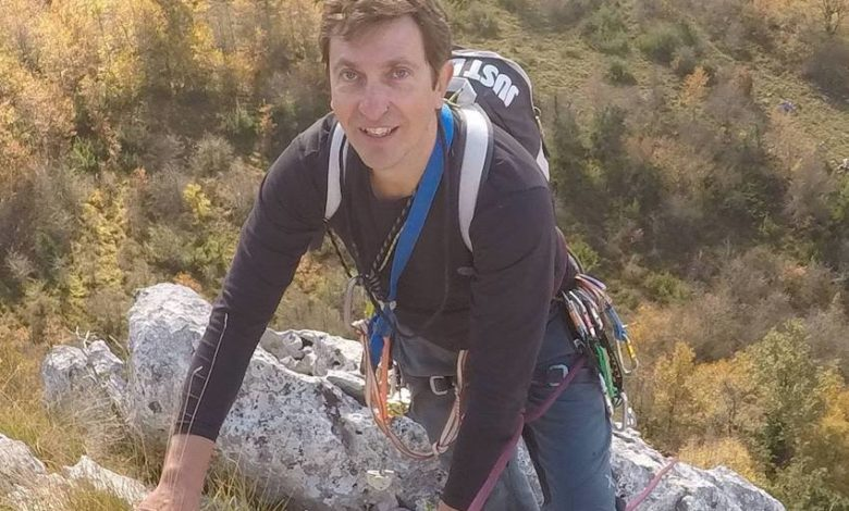 Photo of Cristiano Iurisci: Sogno il Paretone d'inverno per una via diretta