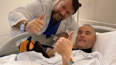 Photo of Marco Confortola, incidente durante intervento in elisoccorso