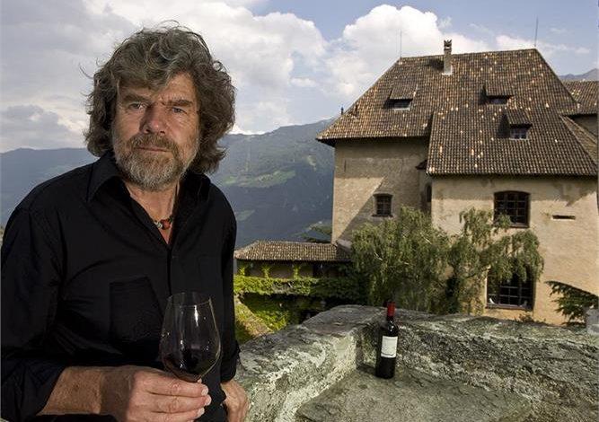 Photo of Intervista a Reynold Messner produttore di vino