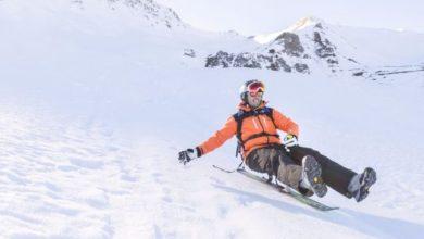 Photo of Ecco lo Snooc, l'alternativa a sci e snowboard