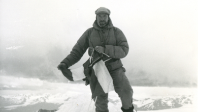 Photo of Toni Gobbi l'avvocato che divenne guida alpina