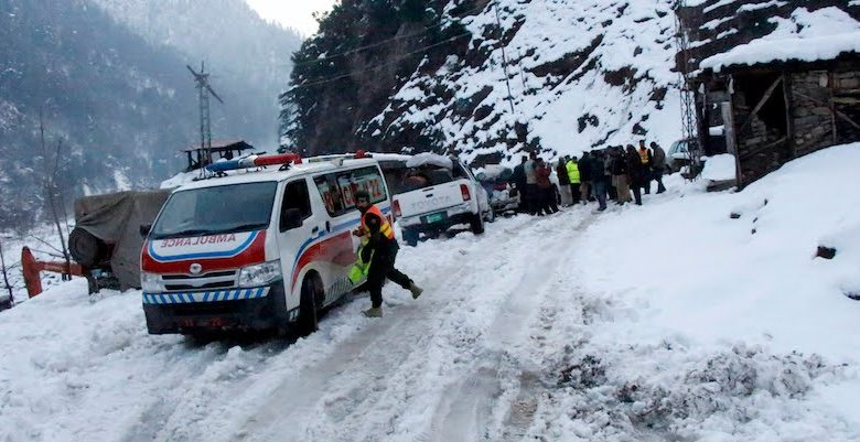 Photo of Valanghe nel kashmir, oltre 60 morti