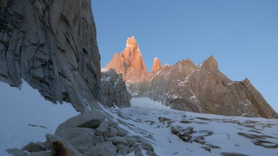 Photo of I Ragni di Lecco ritentano la est del Cerro Torre