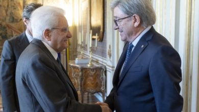Photo of Mattarella incontra il Cai al Quirinale
