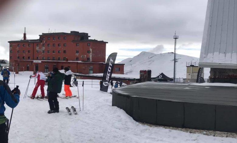 Photo of Furto di gasolio al Centro turistico Gran Sasso, stagione sciistica a rischio