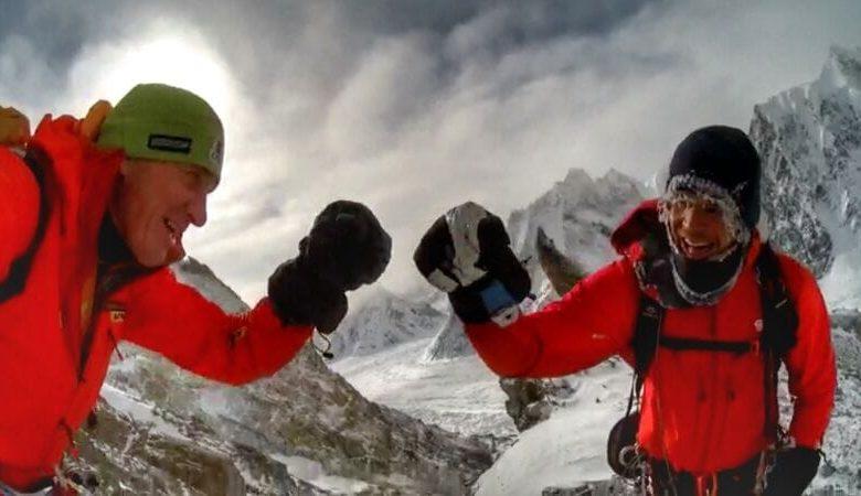 Photo of Denis Urubko dal Broad Peak: Abbiamo aperto la strada per C2