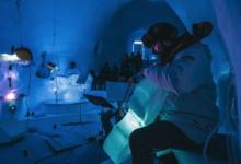 Photo of Concerti da brividi negli igloo sul ghiacciaio del Presena