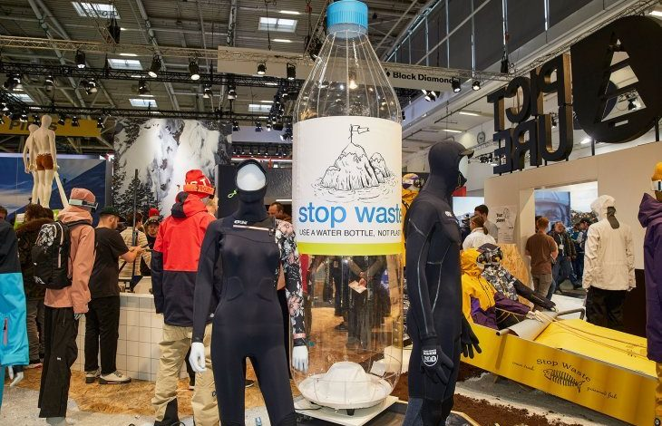 Photo of Mount Live a ISPO Munich 2020: parola d'ordine è sostenibilità
