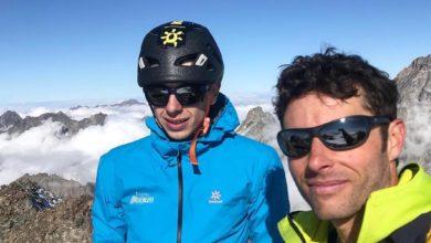 Photo of Irilli e Caihol partiti per la traversata invernale delle Alpi