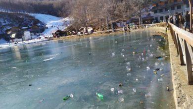 Photo of Gli incivili di Capodanno al lago del Cerreto