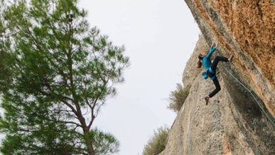 Photo of Inarrestabile Laura Rogora, dalla Spagna porta a casa Pal Norte (8c+/9a)