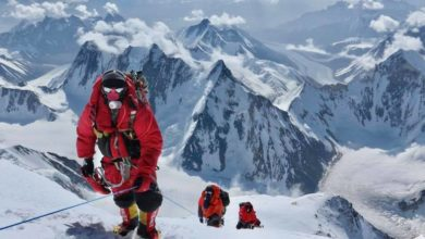 Photo of Mingma Sherpa: K2 estremamente freddo e ventoso