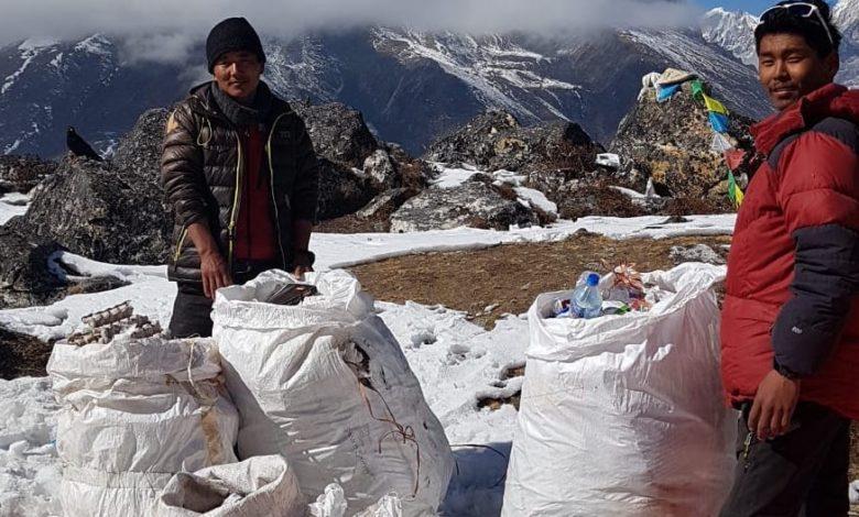 Photo of Alex Txikon, l'alpinista sostenibile