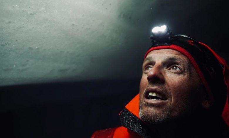 Photo of Simone Moro: notte agitata al Gasherbrum