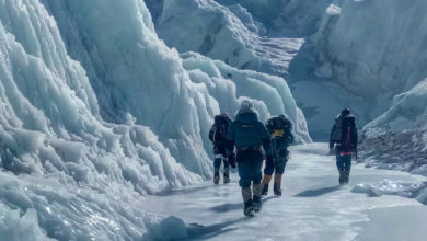 Photo of Everest, Alex Txikon riparte verso Ice Fall e C1