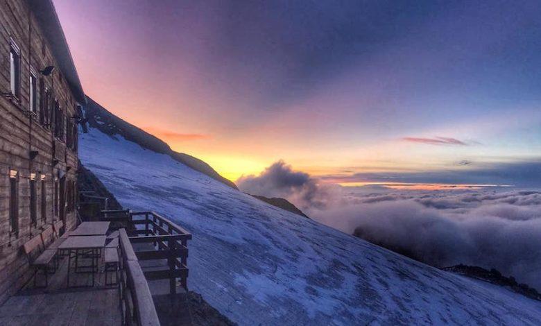 Photo of Monte Rosa, la Capanna Gnifetti apre in pieno inverno