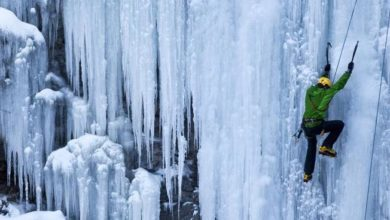 Photo of Ice climber precipita e muore su cascata di ghiaccio Carpe Diem