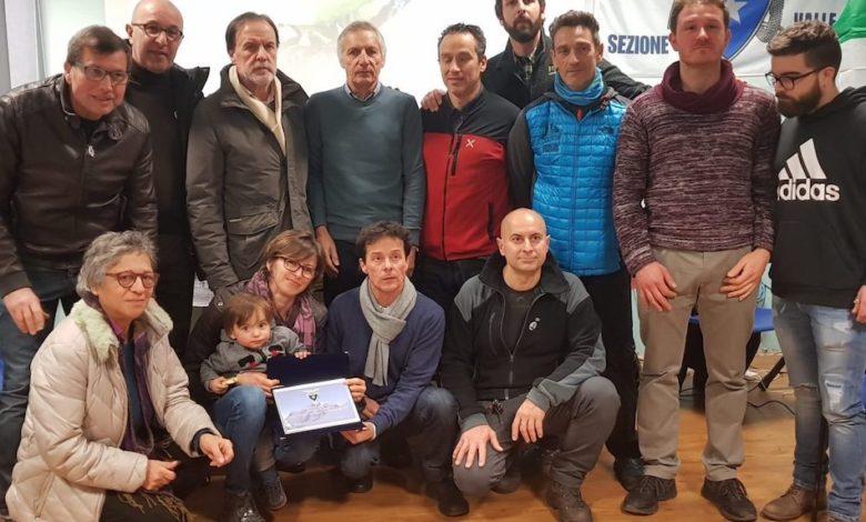 Photo of Una targa ricordo alla famiglia di Daniele Nardi