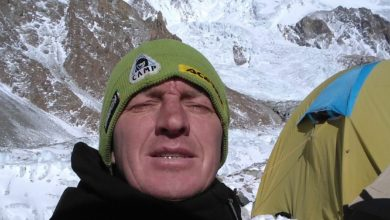 Photo of Urubko travolto da una valanga, rinuncia al Broad Peak