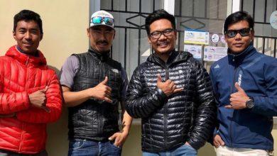 Photo of Everest, spunta spedizione lampo degli Sherpa
