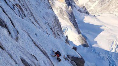 Photo of Patagonia, Alex Honnold e Colin Haley sul Cerro Piergiorgio