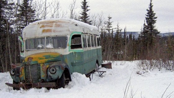 magic bus into the wild