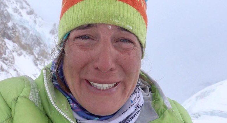 Photo of Tamara Lunger a un mese dall'incidente sul Gasherbrum: Mi viene ancora la pelle d'oca