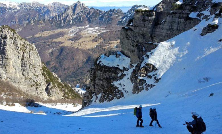 Photo of Vajo Daniele Nardi, l'amico Tarcisio Bellò gli dedica una via sulle Dolomiti