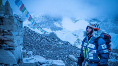 Photo of Everest, le nevicate non fermano Txikon e gli sherpa