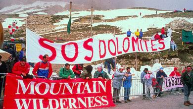 Photo of Dolomiti Unesco, Mountain Wilderness esce dal Collegio dei Soci sostenitori