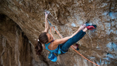 "Photo of Laura Rogora libera Corvo Morto: ""Forse un 8c duro o un 9a soft"""