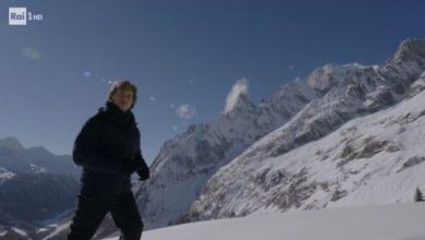 Photo of Alberto Angela sulle meraviglie del Monte Bianco