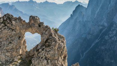 Photo of Nemmeno il cuore grande della montagna ferma la cattiveria sui social